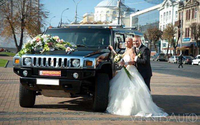 Аренда Hummer H2 на свадьбу Винница