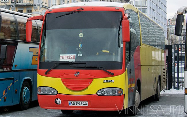Аренда Автобус Scania K113CL на свадьбу Винница