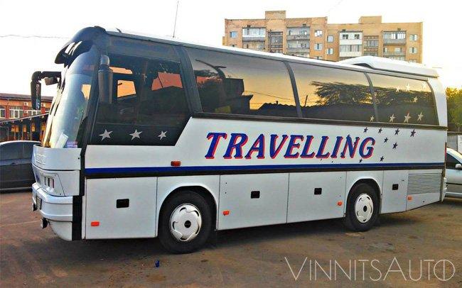 Аренда Автобус Neoplan 20.627 на свадьбу Винница